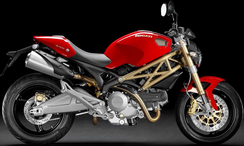 Harga Ducati Monster 696 Terbaru Oktober 2014 Mencapai Seperempat Milyar
