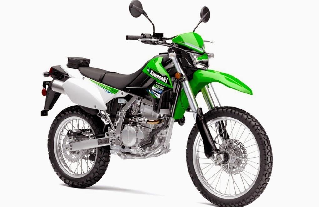 Harga Kawasaki KLX 150L Terbaru Oktober 2014 Rp 25,2 Jutaan