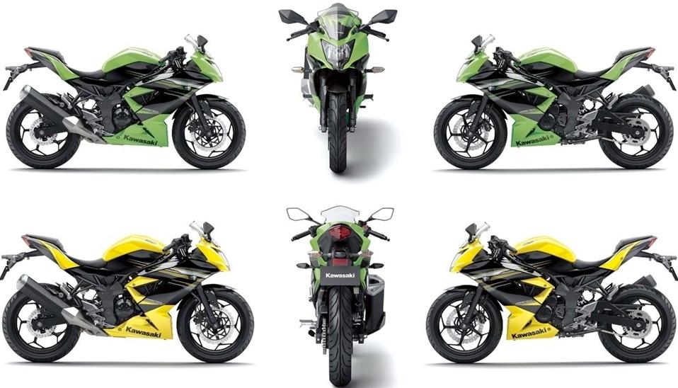 Harga Kawasaki Ninja 250 Mono Terbaru Oktober 2014 di Indonesia