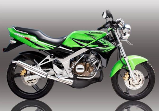 Harga Kawasaki Ninja SS Terbaru Oktober 2014 Rp 26,2 Jutaan
