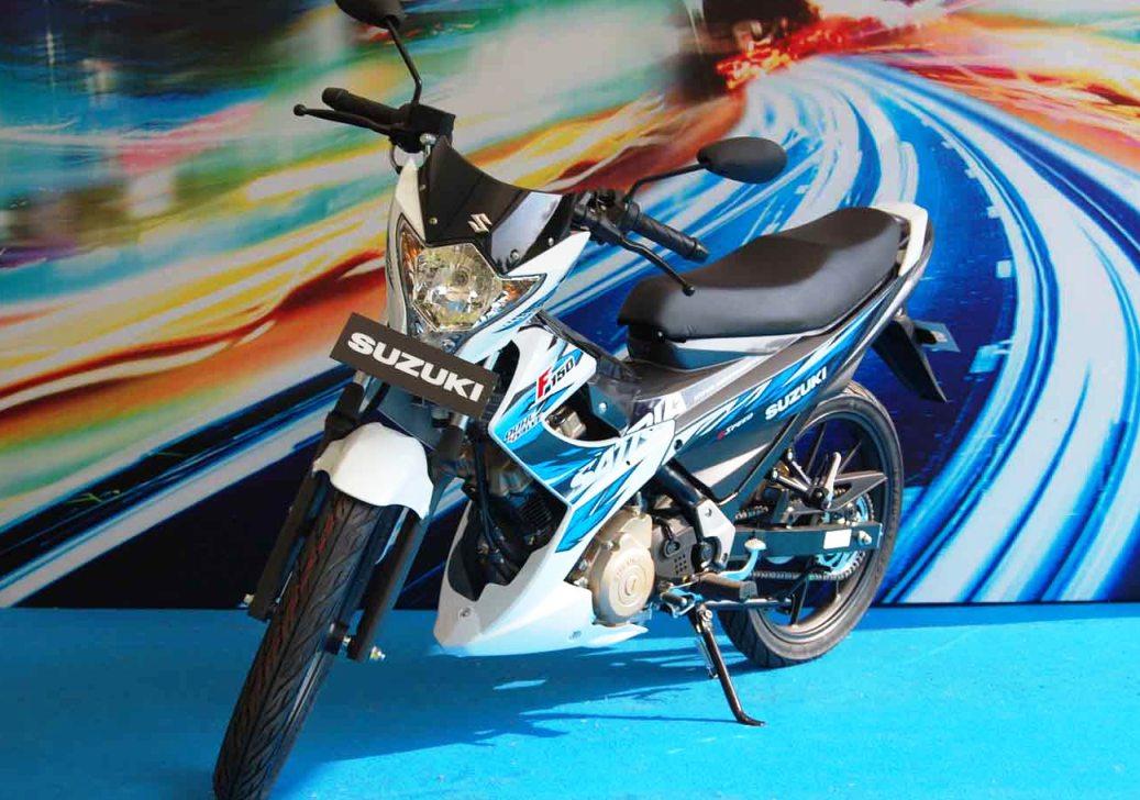 Harga Suzuki Satria FU 150 Terbaru Oktober 2014 Mulai Rp 15,5 Jutaan