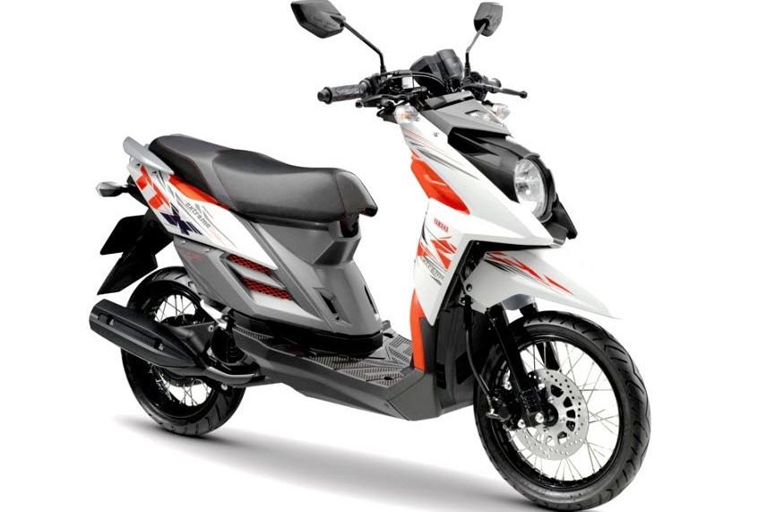 Harga Yamaha X Ride Terbaru Oktober 2014 Rp 14 - 16 Jutaan