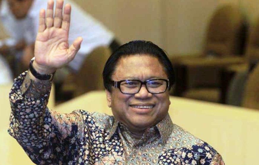 Inilah Profil Oesman Sapta, Wakil Ketua MPR 2014-2019