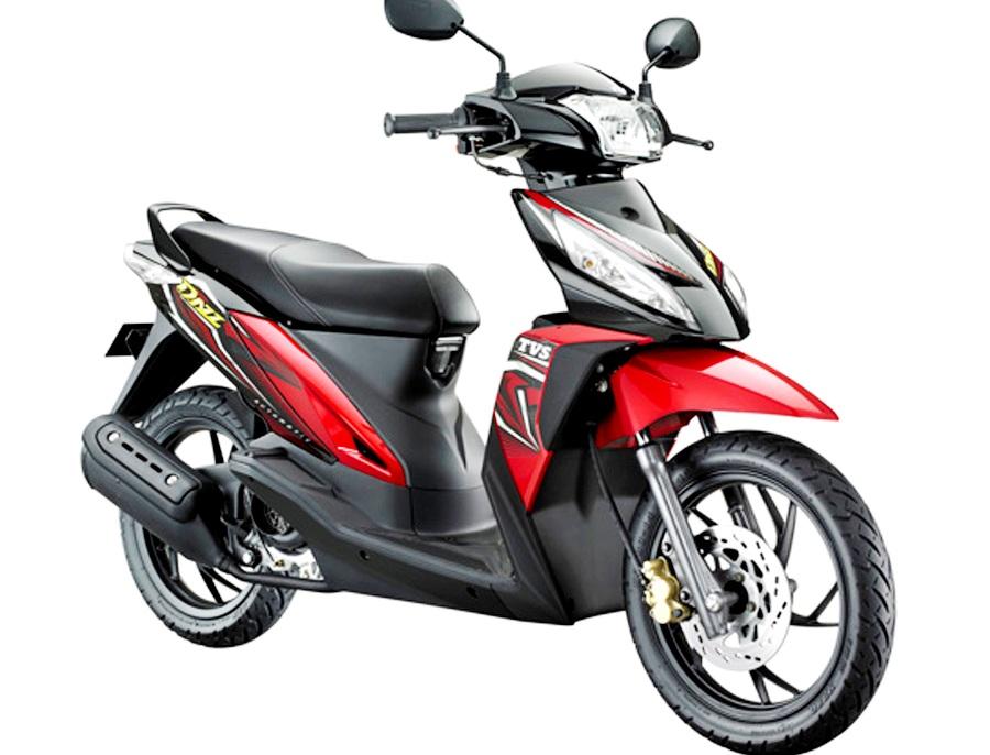 Motor Matik Murah: Spesifikasi dan Harga TVS Dazz Terbaru Oktober 2014
