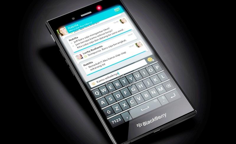 Spesifikasi dan Harga BlackBerry Z3 Terbaru Pertengahan Oktober 2014 di Indonesia