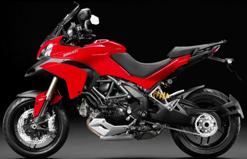 Spesifikasi dan Harga Ducati Multistrada 1200 Terbaru Oktober 2014