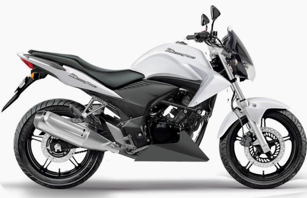 Spesifikasi dan Harga Honda New Mega Pro FI Terbaru Oktober 2014