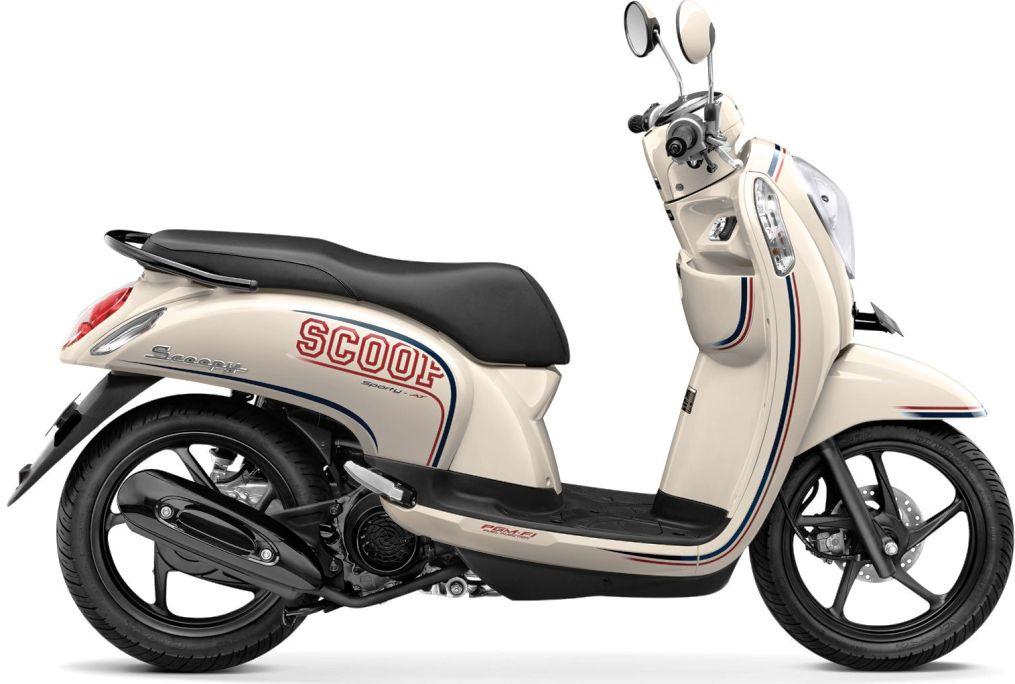 Spesifikasi dan Harga Honda Scoopy FI Terbaru Oktober 2014