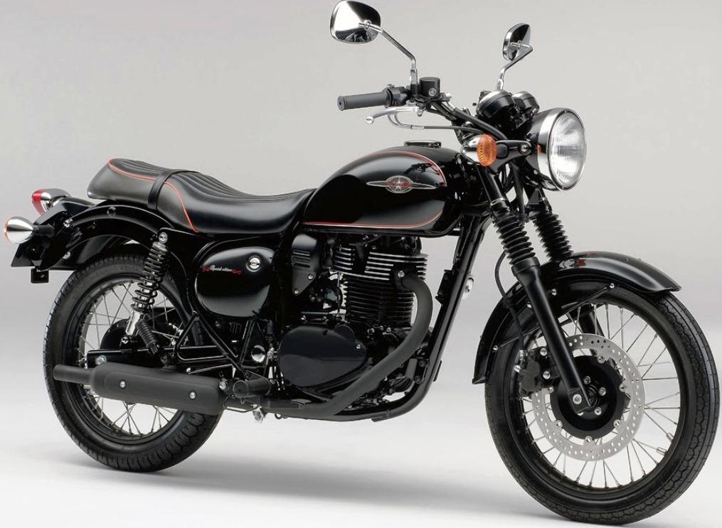 Spesifikasi dan Harga Kawasaki Estrella 250 Terbaru Oktober 2014 Mulai Rp 64 Jutaan