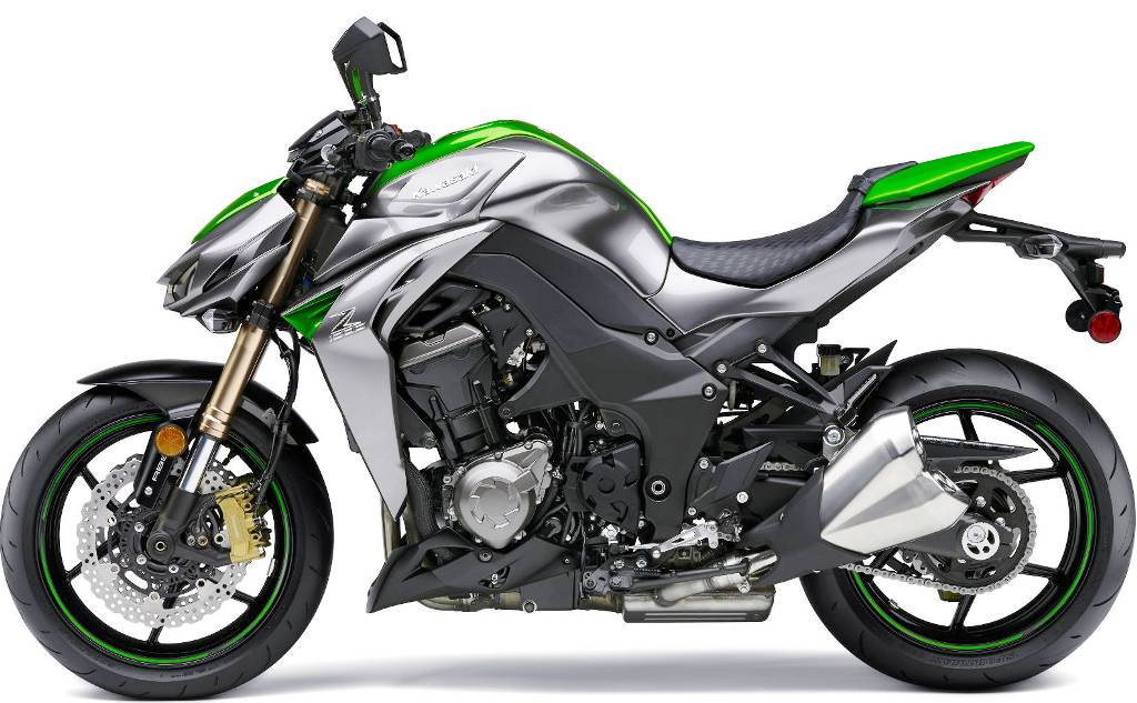Spesifikasi dan Harga Kawasaki Z1000 Terbaru Oktober 2014