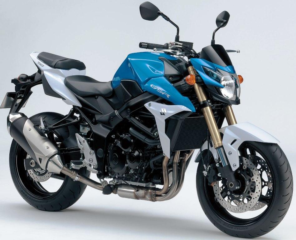 Spesifikasi dan Harga Suzuki GSR 750 Terbaru Oktober 2014