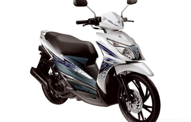 Spesifikasi dan Harga Suzuki Hayate 125 Matic Terbaru Oktober 2014