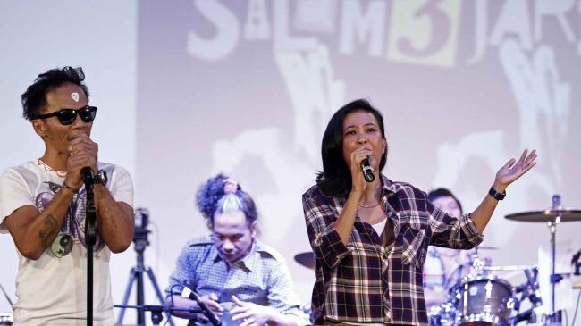 Album Salam 3 Jari