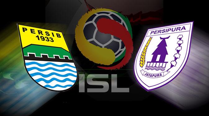 Final ISL 2014 Persib vs Persipura