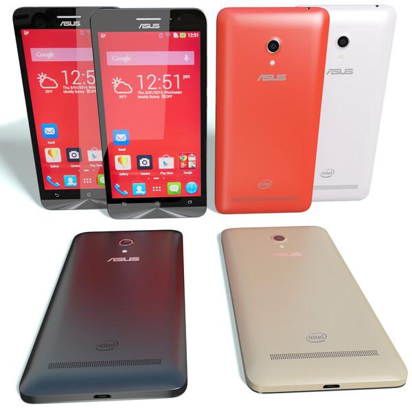 Harga Asus Zenfone 6 Pertengahan November 2014
