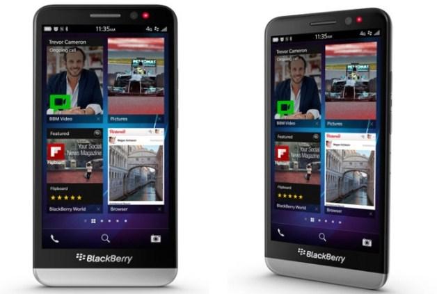 Harga Blackberry Z30 Terbaru Awal Bulan November 2014
