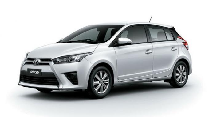 Harga Mobil Toyota Yaris Awal November 2014