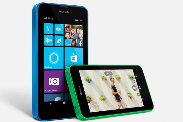 Harga Nokia Lumia 630 Terbaru Awal Bulan November 2014