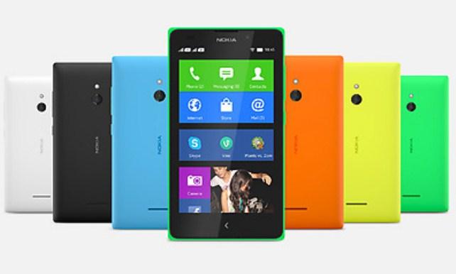 Harga Nokia XL Dual SIM Terbaru Awal Bulan November 2014
