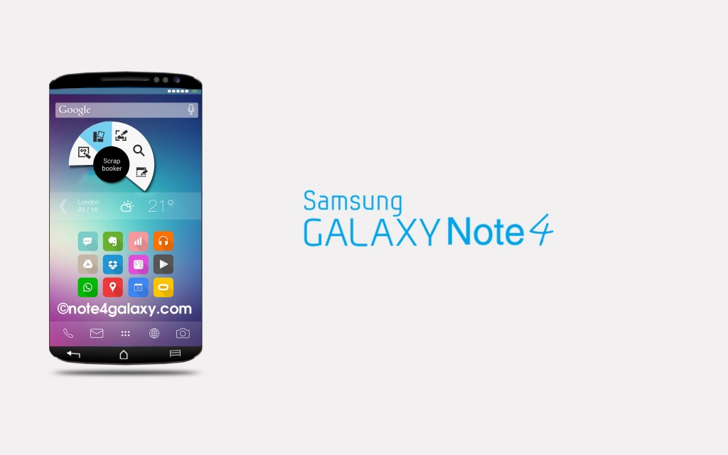 Harga Samsung Galaxy Note 4 Pertengahan November 2014