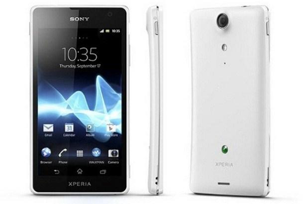 Harga Sony Xperia TX Baru dan Bekas Awal Bulan November 2014