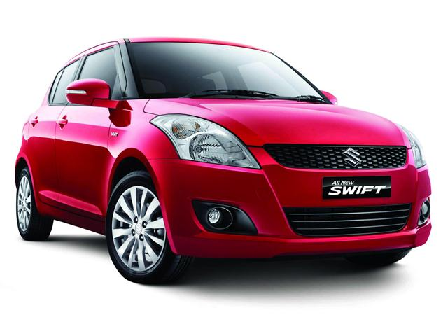 Harga Suzuki All New Swift Pertengahan November 2014