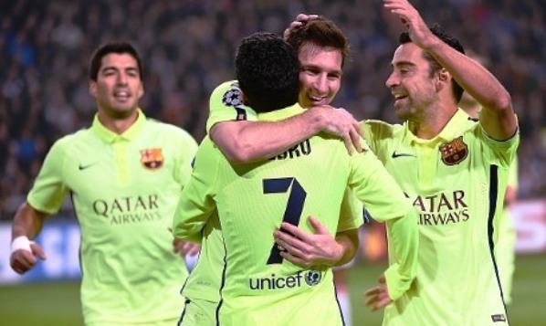 Hasil Liga Champions Ajax vs Barcelona