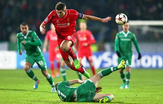 Hasil Ludogorets vs Liverpool liga champions dini hari tadi