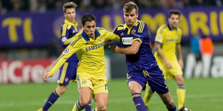 Hasil Maribor vs Chelsea Liga champions Dini hari tadi
