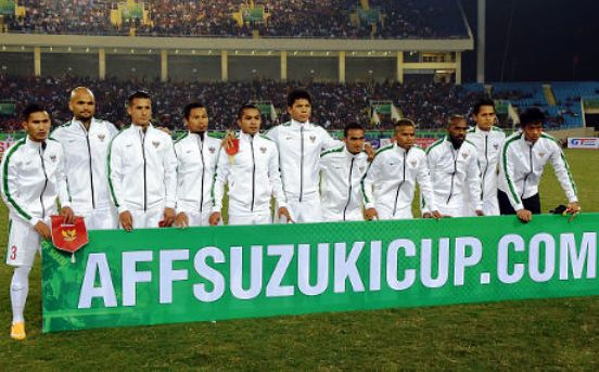 Jadwal Indonesia vs Filipina AFF suzuki cup 2014