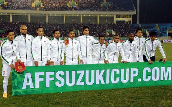 Jadwal Indonesia vs Filipina AFF suzuki cup 2014