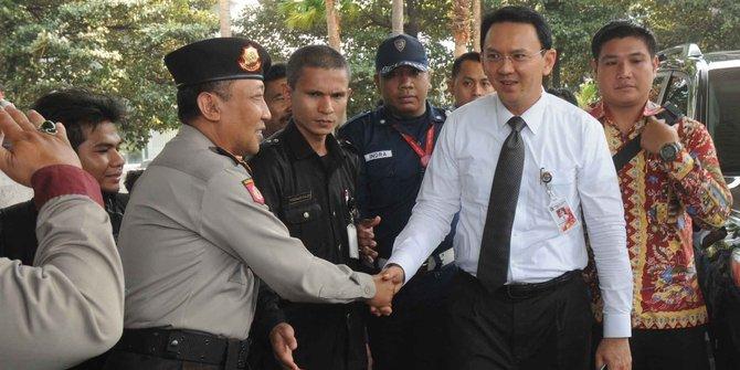 Jam 2 Siang Ahok Dilantik Menjadi Gubernur DKI Jakarta