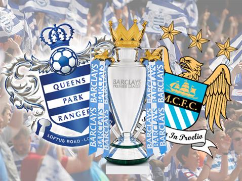 Queens Park Rangers vs Manchester City