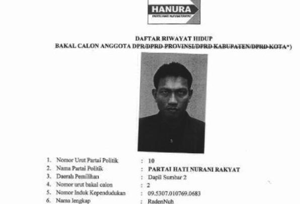 Raden Nuh Admin Twitter TrioMacan