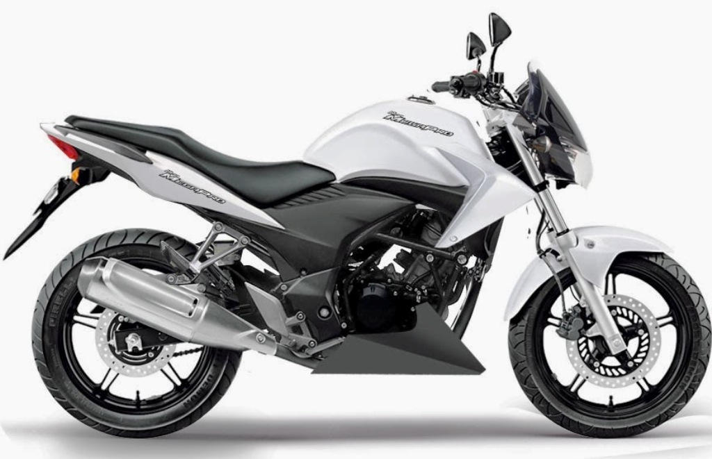 Spesifikasi dan Harga Honda New Mega Pro FI Terbaru November 2014