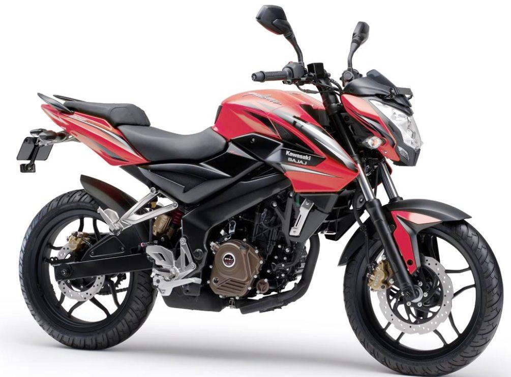 Spesifikasi dan Harga Kawasaki Bajaj Pulsar 200 NS Terbaru November 2014