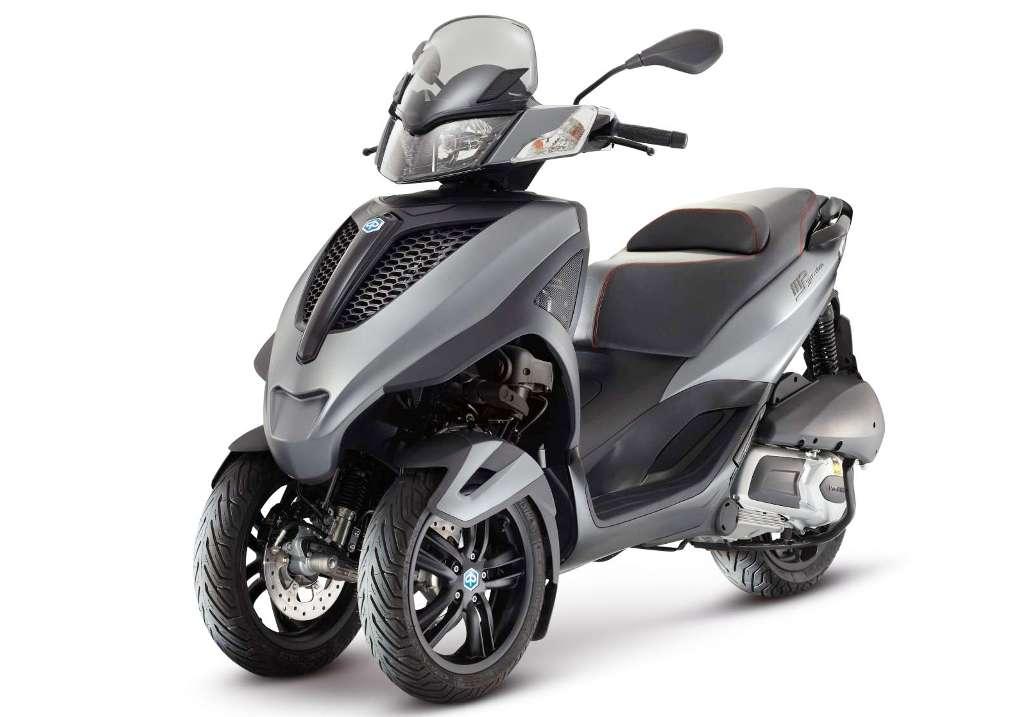 Spesifikasi dan Harga Piaggio MP3 Yourban Sport 300 ie Terbaru November 2014
