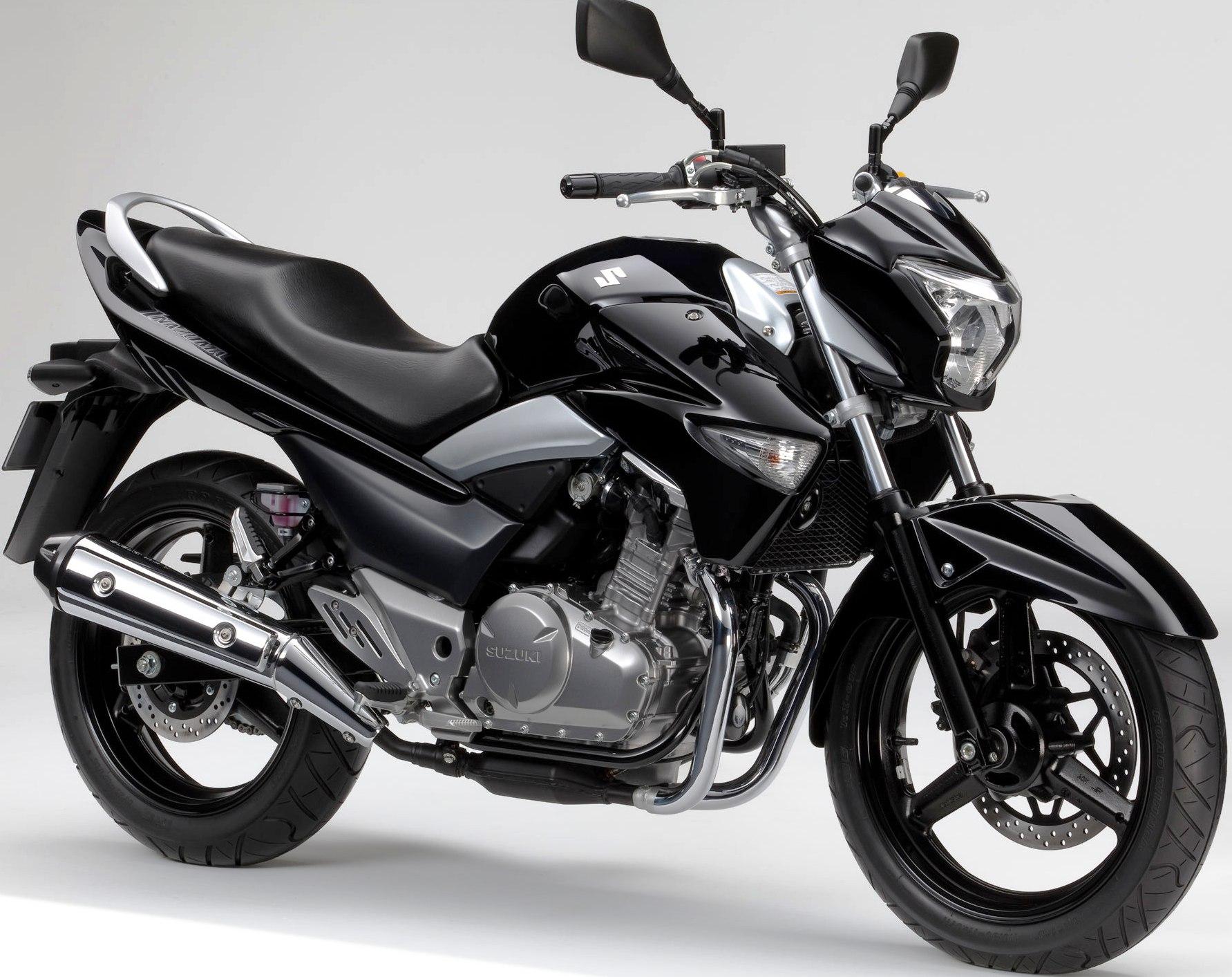 Spesifikasi dan Harga Suzuki Inazuma 250 Terbaru November 2014
