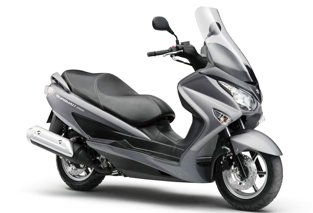 Spesifikasi dan Harga Suzuki Matic Burgman 200 Terbaru November 2014