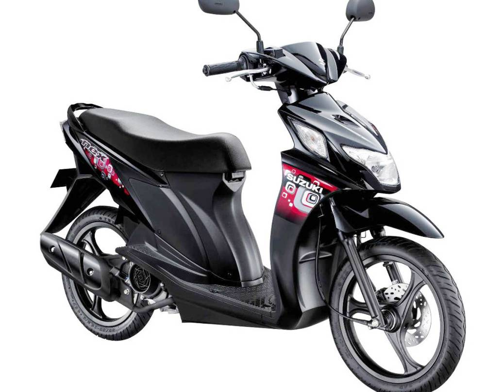 Spesifikasi dan Harga Suzuki Nex FI Terbaru November 2014