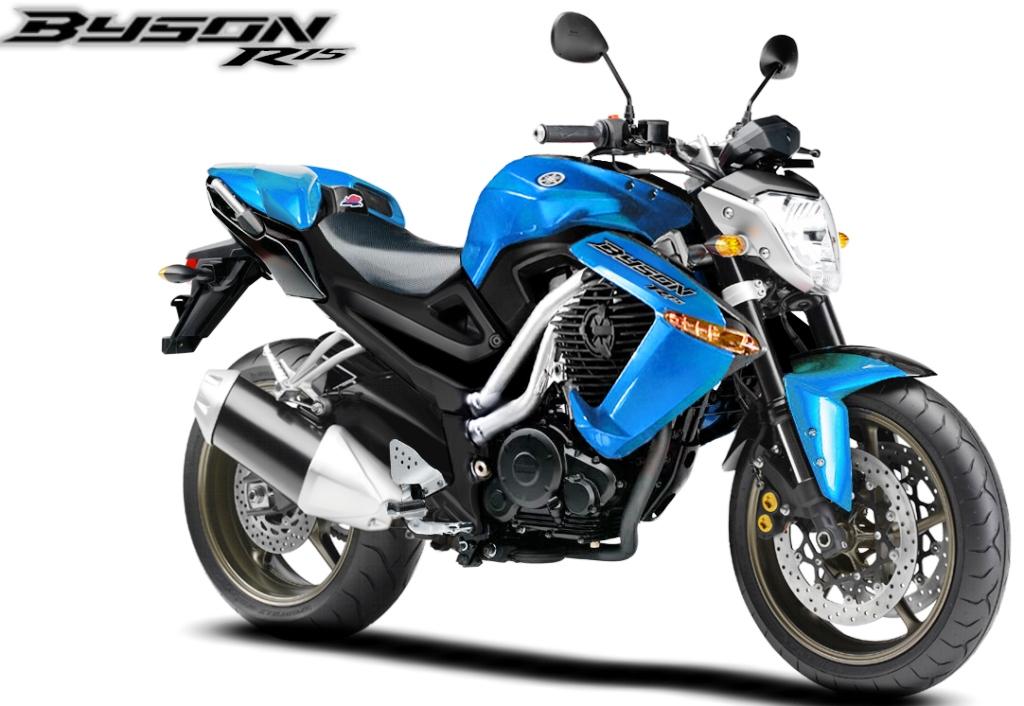 Spesifikasi dan Harga Yamaha Byson Terbaru November 2014