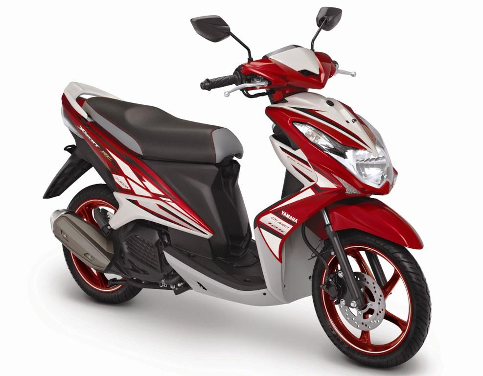 Spesifikasi dan Harga Yamaha Xeon RC Terbaru November 2014