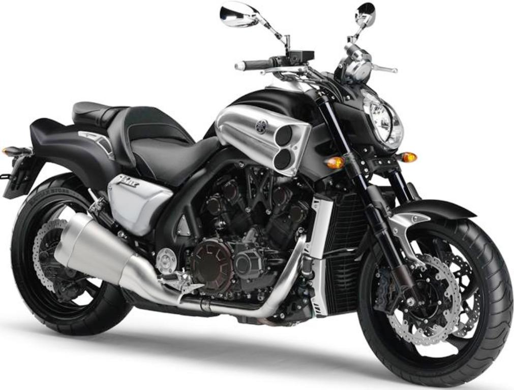 Harga Yamaha V Max Terbaru Desember 2014, Tangki Bahan Bakar 15 Liter