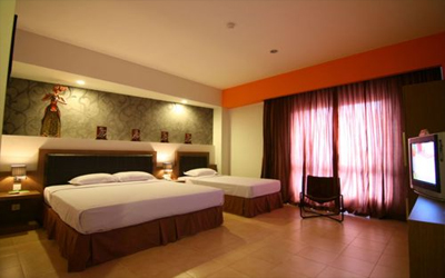Hotel Jentra Yogyakarta