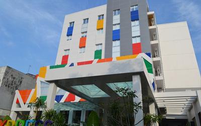 Zuri Express Mangga Dua Hotel