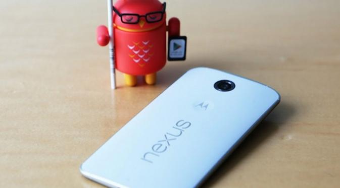Handset-Nexus-Terbaru-Bersistem-Operasi-Android