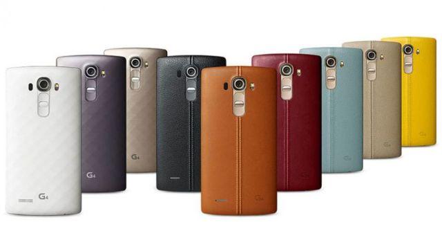 LG G4, smartphone dengan kamera terbaik 2015