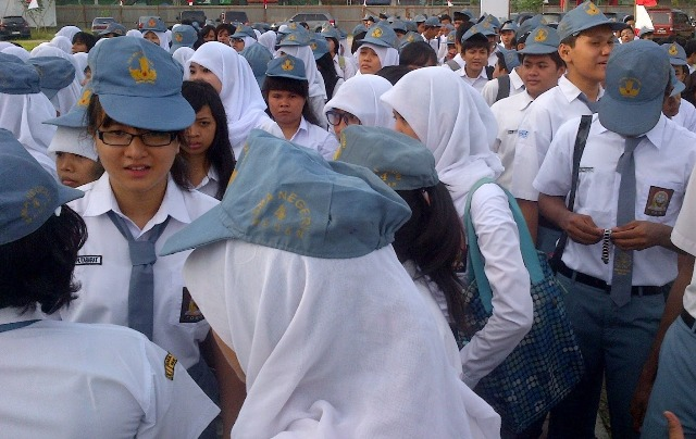 foto pengumuman UN SMA 2015