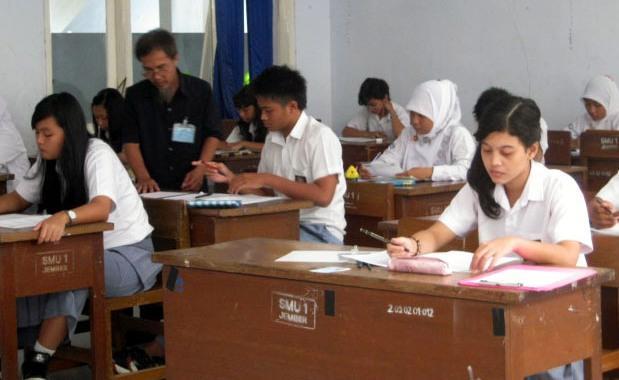 pengumuman hasil UN SMA 2015