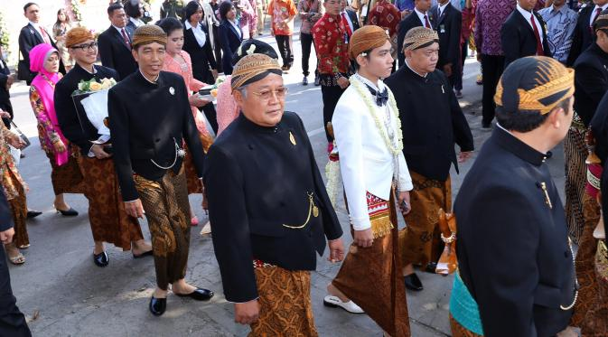 Intip-Suasana-Prosesi-Nikah-Putra-Jokowi